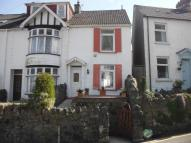 Terraced property in Castle Road, Mumbles, SA3