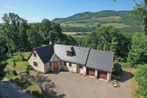 4 bedroom Detached home for sale in Glen Darach, PITLOCHRY