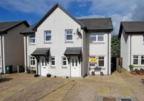 semi detached property for sale in 12 Tiree Place, Crieff