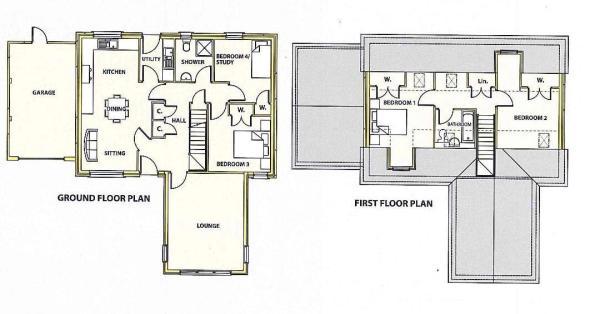 Willowbank floor pla