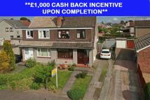 3 bed semi detached house for sale in 14 Ash Grove, Oakbank...