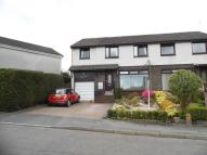 5 bedroom semi detached property in 6 Banks Crescent, Crieff