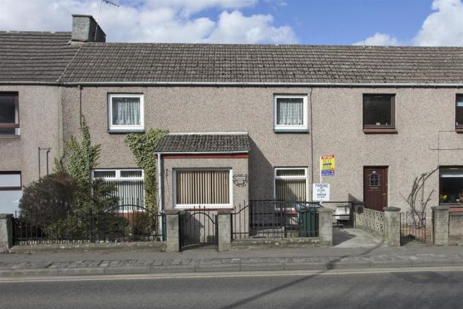 4 bedroom terraced house for sale in crieff road perth ph1