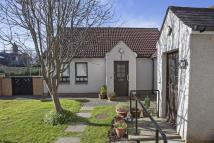 Terraced Bungalow for sale in Erskine Road, Tayport