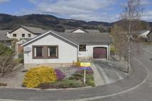 3 bed Detached Bungalow in Knockard Place, Pitlochry
