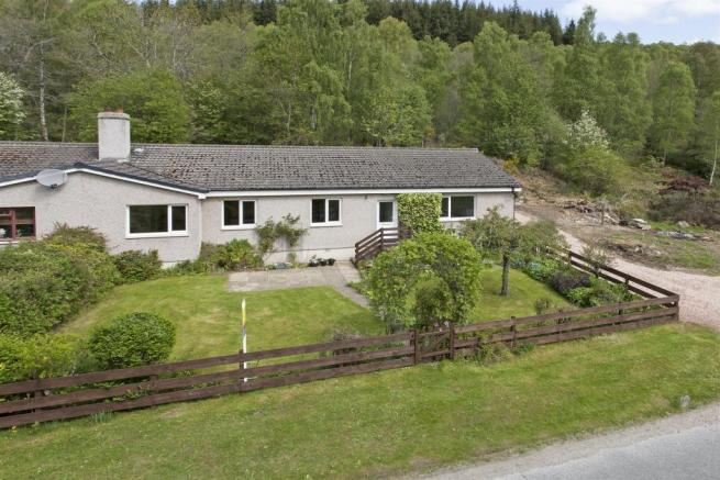 4 Bedroom Bungalow For Sale In Dalcroy Cottages Tummel