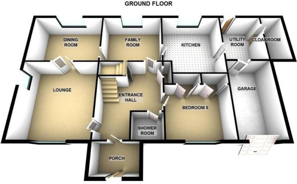 2 Mill Lade Court PH
