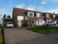 3 bed semi detached property in Park Crescent, Elstree