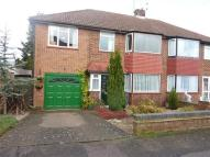4 bed semi detached home for sale in Lullington Garth...
