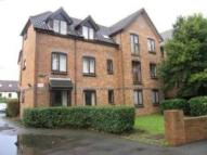 Studio flat to rent in Banister Road...