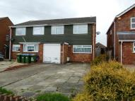 4 bed semi detached house to rent in North East Road...
