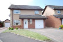 Detached home for sale in Moffat Wynd, Saltcoats...