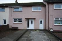 3 bed Terraced property in Corrie Crescent...