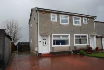 2 bed semi detached property in Nairn Court, Kilwinning...