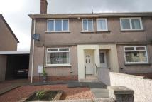 End of Terrace house in Baidland Avenue, Dalry...