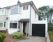 2 bed semi detached property in Hillcrest Drive...
