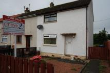End of Terrace property in Simpson Drive, Saltcoats...