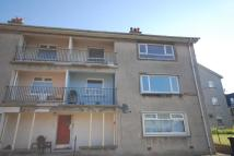 Flat in Argyle Road, Saltcoats...