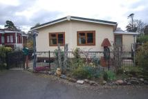 Park Home in 6 Bruce Court...