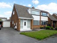 semi detached home for sale in Houndhill Lane, Purston
