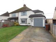 semi detached property in Wise Crescent, Fringford...