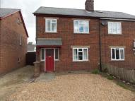 semi detached house in Hailles Gardens, Bicester