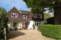 Detached house in Mytchett Road, Mytchett...