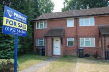 Maisonette in ADDLESTONE