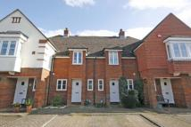 Terraced property for sale in Pyrford, Surrey, GU22