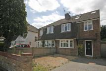 4 bed semi detached house in Byfleet, West Byfleet...