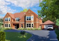 7 bed new property for sale in West Byfleet, Surrey...