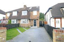 Byfleet semi detached house for sale
