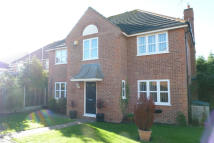 4 bed Detached house in Nottingham Way...