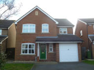 Detached property in Hayrick Close...