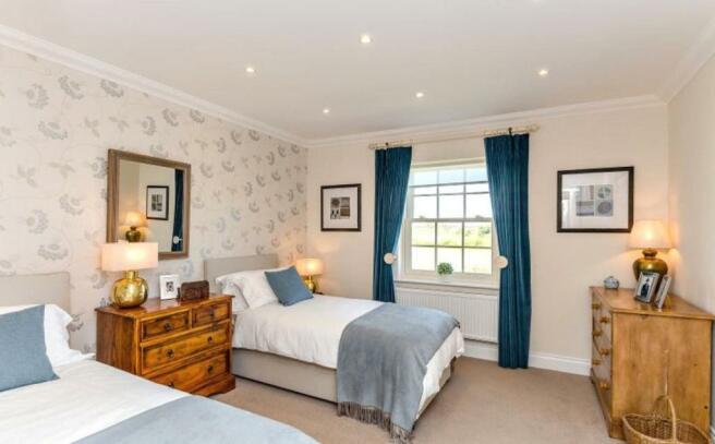 Show Home Bedroom