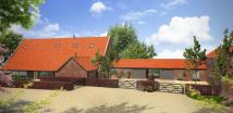 Manor Farm Barns semi detached house for sale