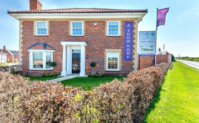 4 Bedroom Detached House For Sale In Plot 123 Staithe