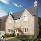 new property in Plot 398, Foxglove Place...