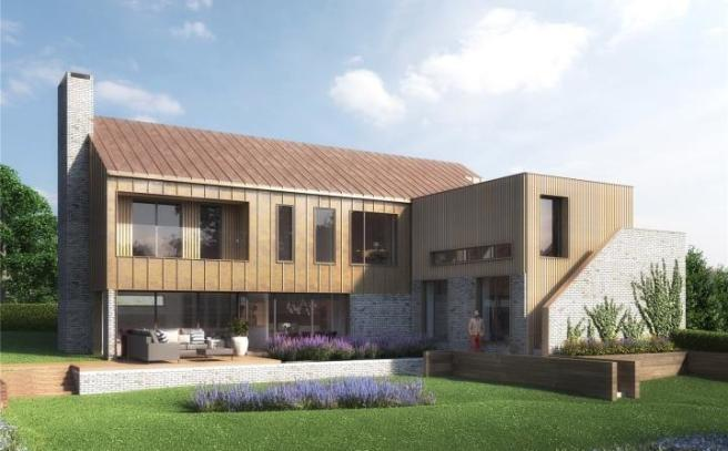 5 bedroom detached house for sale in treetops the acre