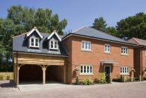 4 bed new home in The Cedar, Maple Wood...