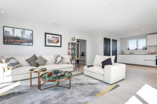 2 Bedroom Penthouse For Sale In Haydon Park Road Wimbledon SW19