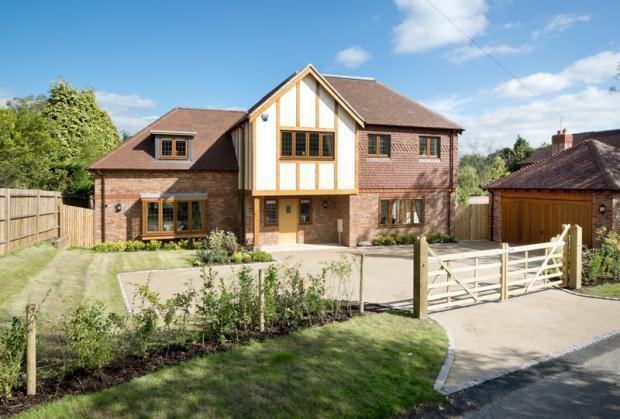 5 bedroom detached house for sale in ashgrove road for 5 bedroom new build homes