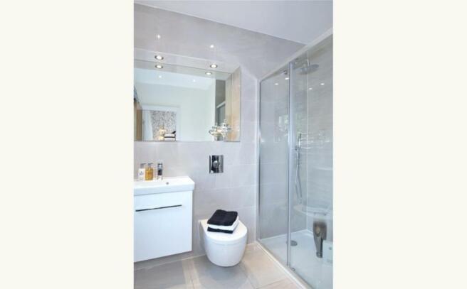 Show Home Shower Rm