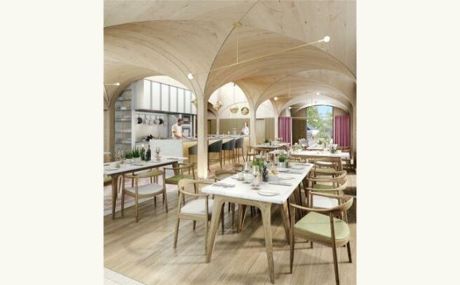Restaurant Internal