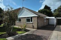 Bungalow in Lowland Way, Knutsford