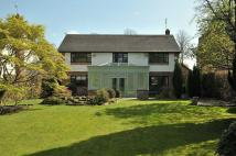5 bed Detached home to rent in Hallside Park, Knutsford