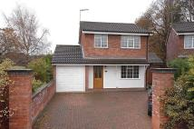 Detached house in Whitley Close...