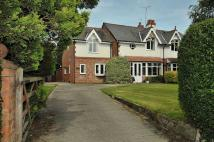 semi detached house for sale in Sandy Lane, Goostrey