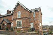 Terraced property for sale in Mobberley Road, Knutsford
