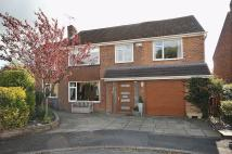 Detached property in Mead Close, Knutsford